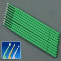 Microbrush - Regular (Green) 10 pack