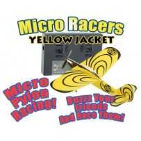 MicroRacers Kit - Yellow Jacket